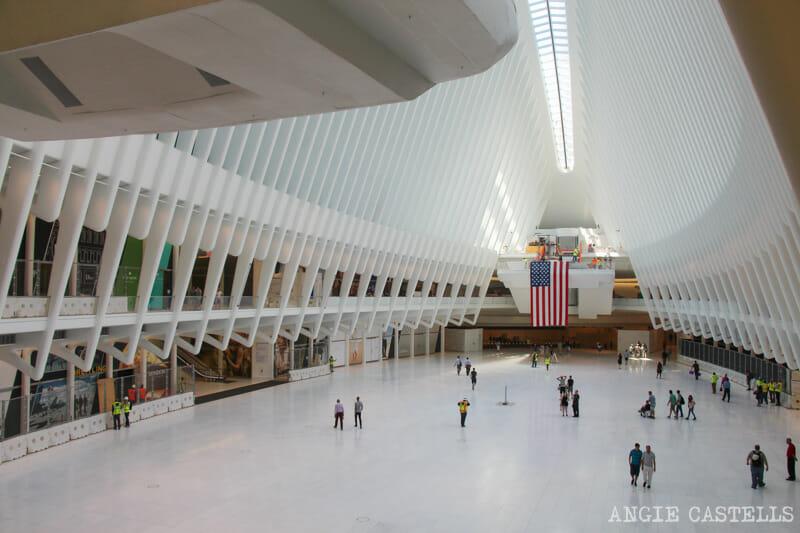 Visitar el Oculus, en el World Trade Center - Estación y centro comercial