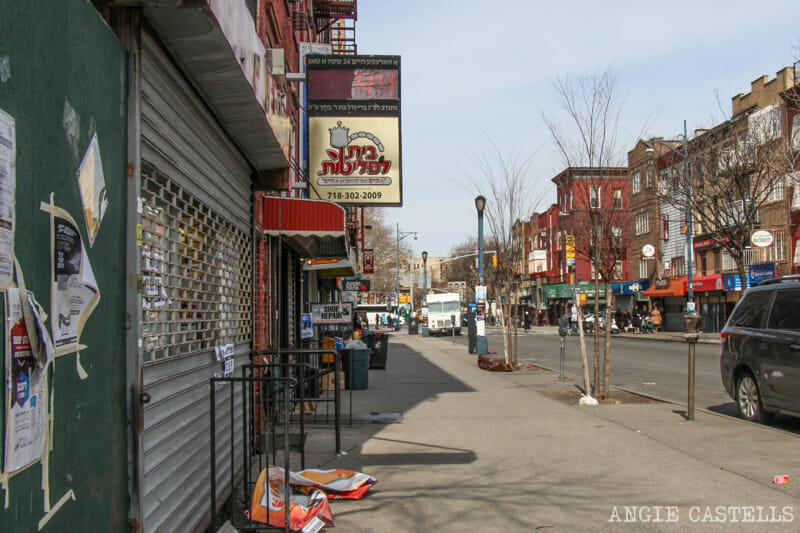 Visitar el barrio judío de Williamsburg, Brooklyn (por libre)