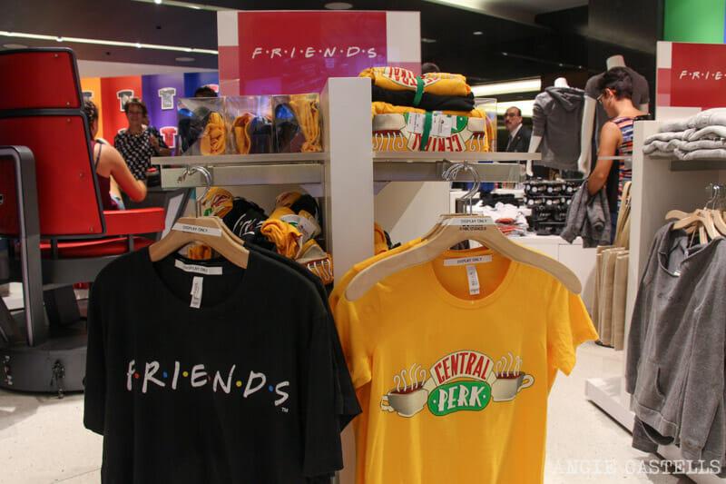 Escenarios Friends Nueva York NBC Store Rockefeller Center-1