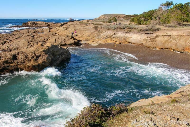Ruta por el Big Sur y la Pacific Coast Highway, en California - Point Lobos