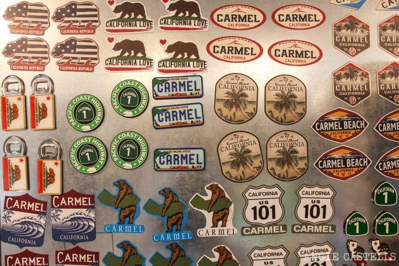 Ruta por el Big Sur y la Pacific Coast Highway, en California - Carmel