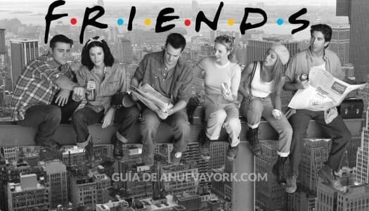 Los escenarios de Friends en Nueva York