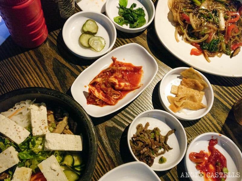 Donde comer Nueva York Koreatown Tofu House