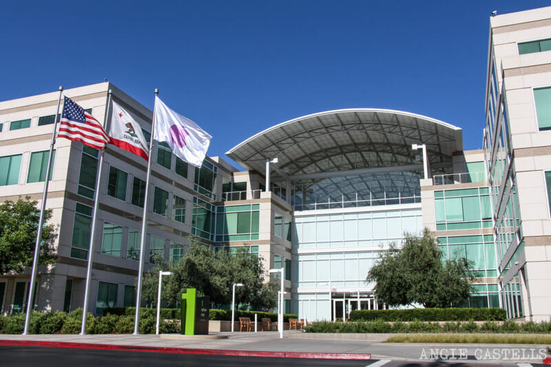 Ruta por Silicon Valley, California - Visitar Apple
