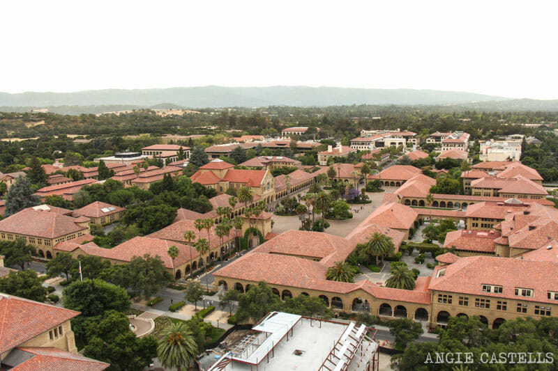 Ruta por Silicon Valley, California - Visitar la Universidad de Stanford