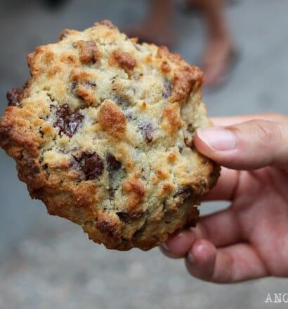 Levain Bakery mejores galletas Nueva York