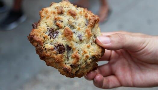 Levain Bakery, las mejores galletas de Nueva York