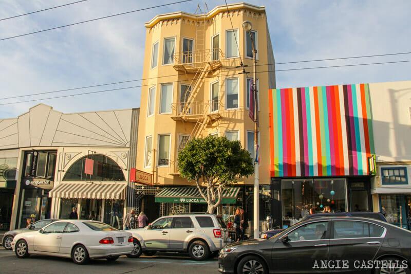 Qué ver en San Francisco: Barrio de La Marina