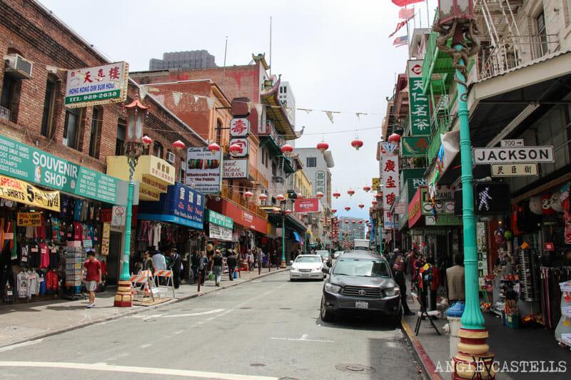 Qué ver en San Francisco: Itinerarios Chinatown