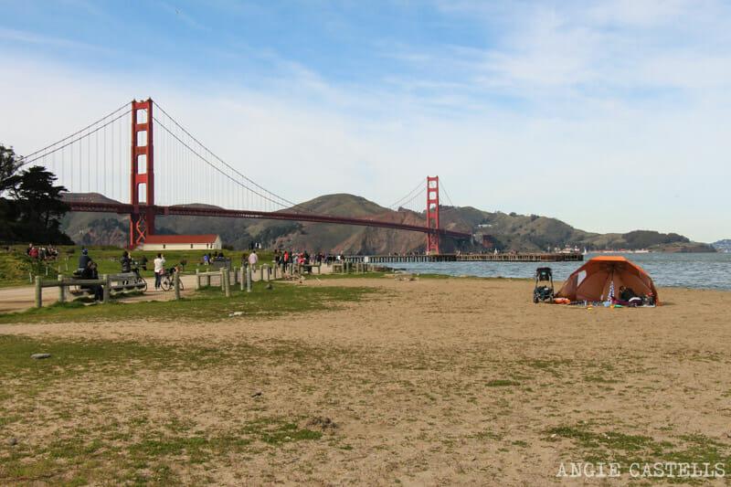 Qué ver en San Francisco: Itinerarios Crissy Field