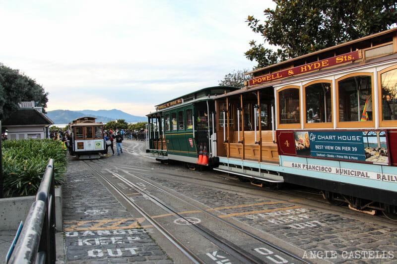 Qué ver en San Francisco: Tranvías