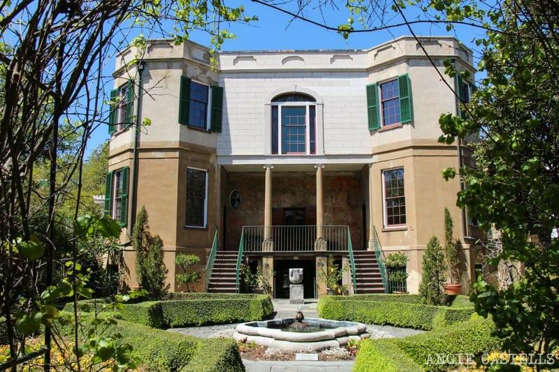 Guia de Savannah que ver y hacer Owens-Thomas House
