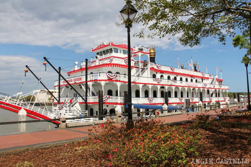 Guia de Savannah que ver y hacer rio Savannah