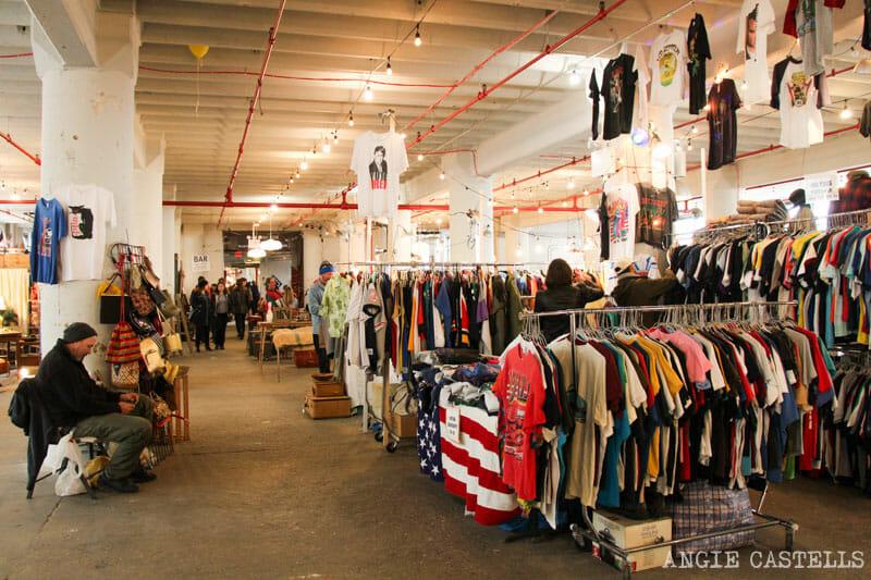 Los mejores mercadillos de Nueva York: el Smorgasburg de Industry City