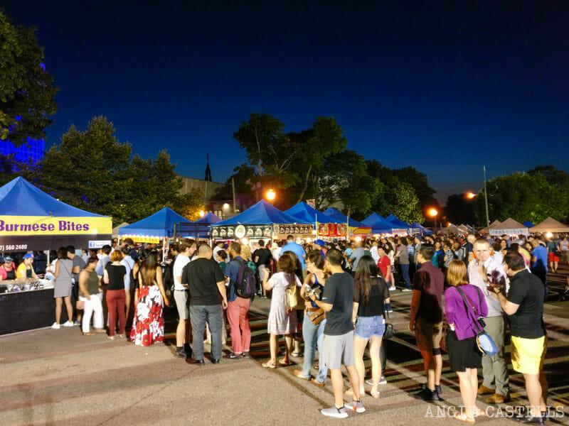 Los mejores mercadillos de Nueva York: el Queens Night Market