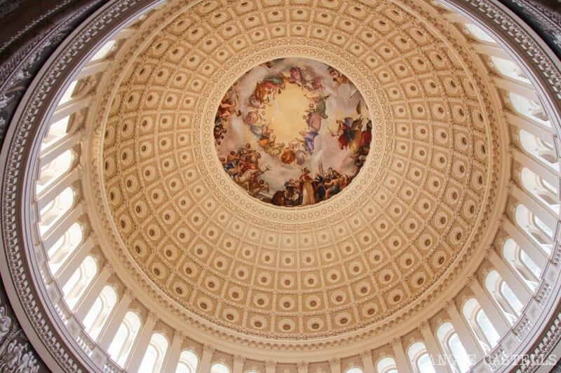 Guia Washington DC Que ver Excursion desde Nueva York Capitol