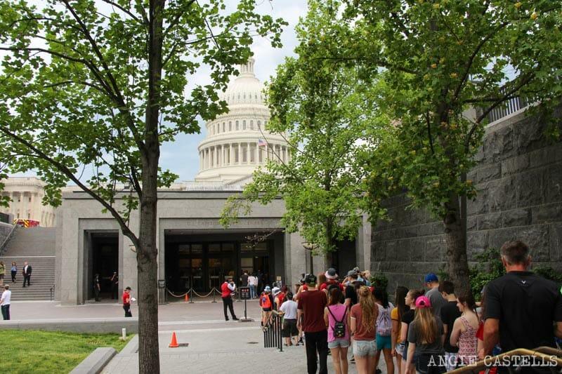 Guia Washington DC Que ver Excursion desde Nueva York El Capitolio