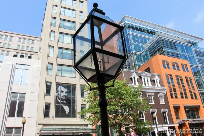 Guia Washington DC Que ver Excursion desde Nueva York Fords Theatre