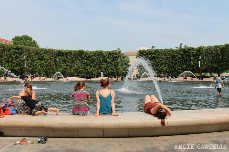 Guia Washington DC Que ver Excursion desde Nueva York Sculpture Garden