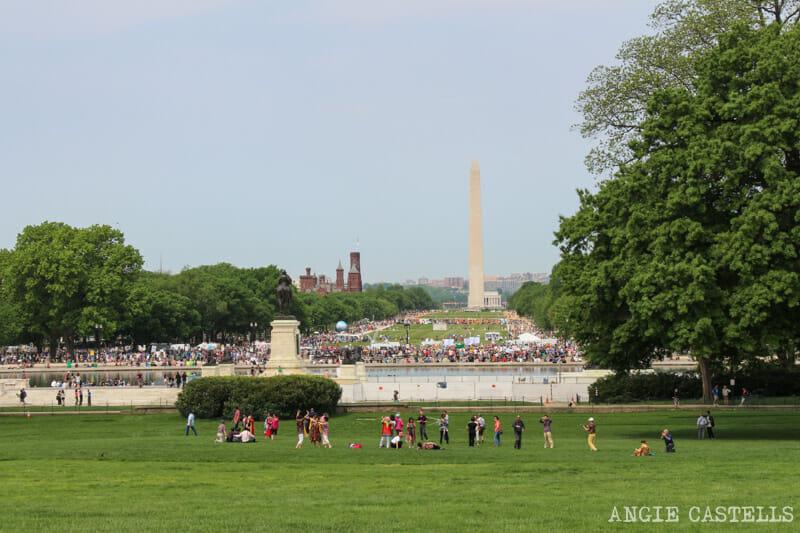 Guia Washington DC Que ver Excursion desde Nueva York The Mall