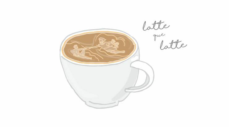 Cosas que te pasarán en Nueva York café