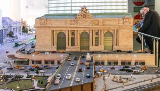 Gulliver's Gate, un mundo en miniatura en Nueva York
