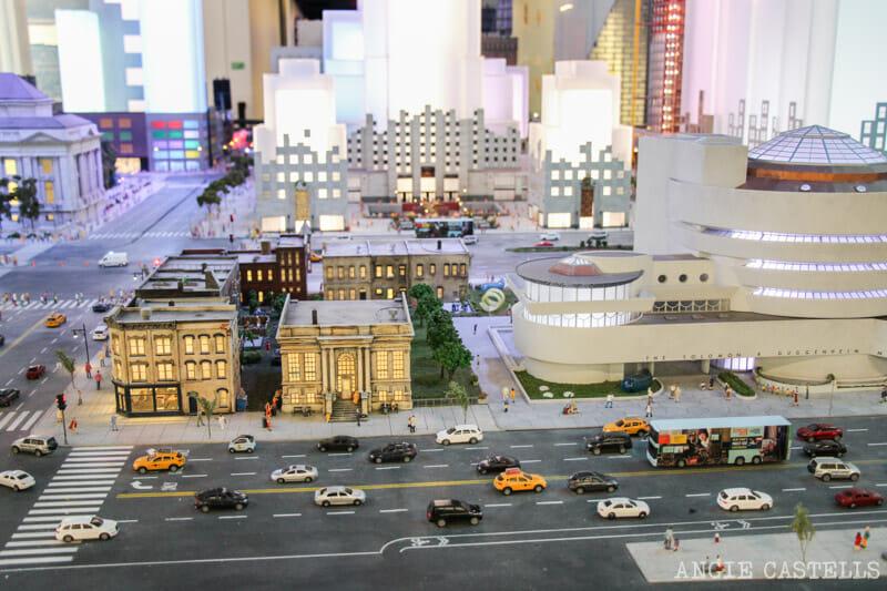 Visitar Gulliver's Gate, un mundo en miniatura en Times Square (Nueva York)