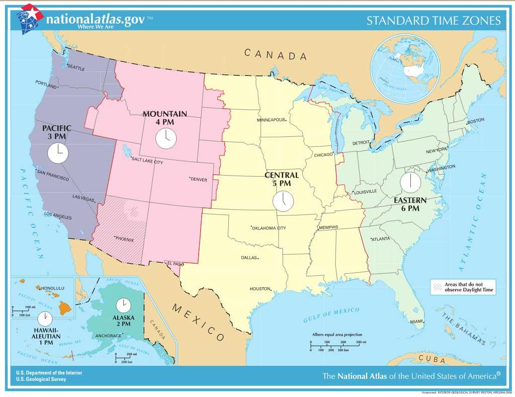 Que-hora-es-Estados-Unidos-zonas-horarias