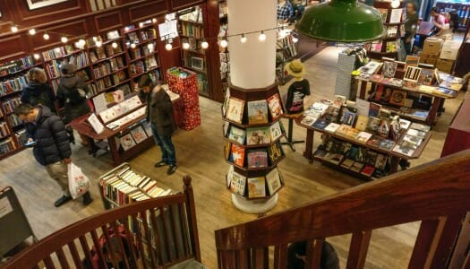 Las librerías con más encanto de Nueva York