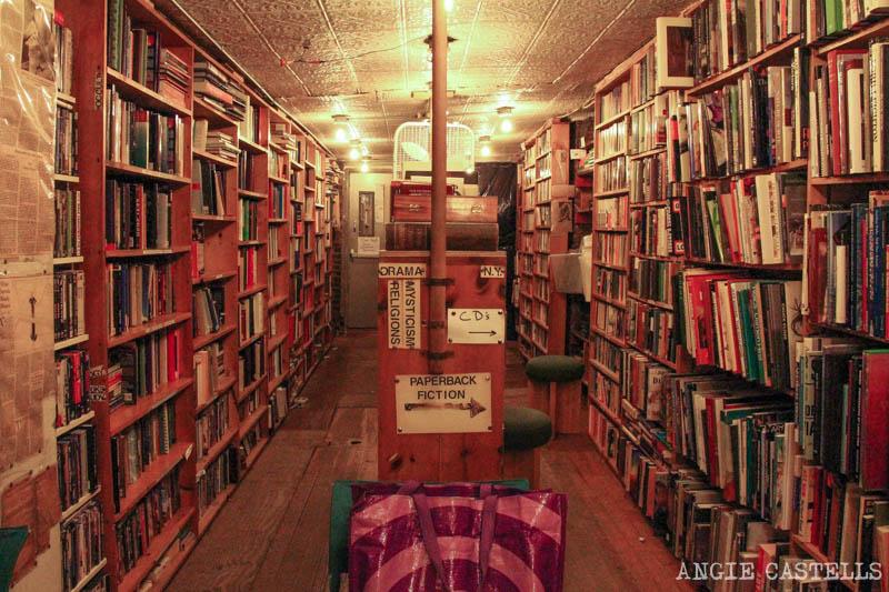 Mejores librerias de Nueva York East Village Books