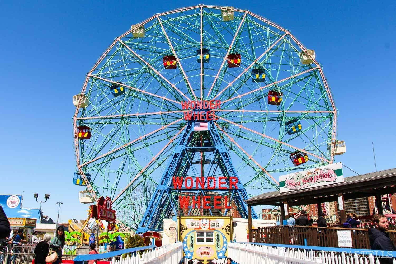 Guia Para Visitar Coney Island Atracciones Y Playa En Nueva York