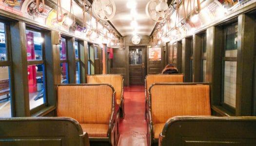 Los metros y buses vintage de Nueva York
