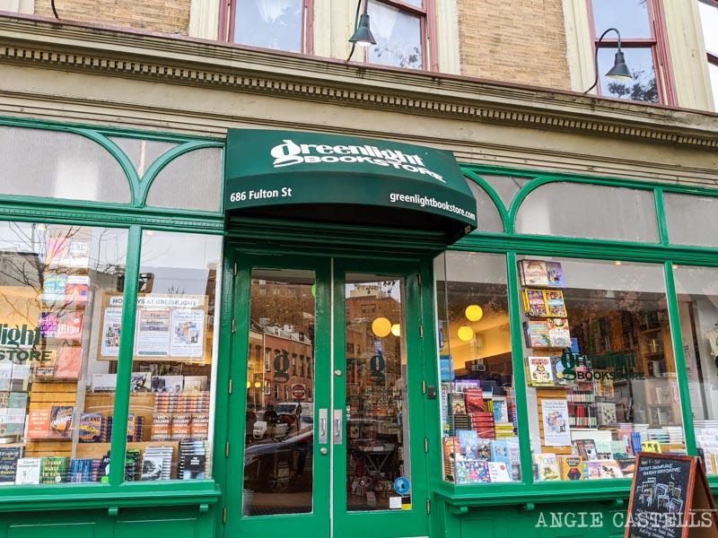 Las librerías mas bonitas de Nueva York - Greenlight Bookstore, en Brooklyn