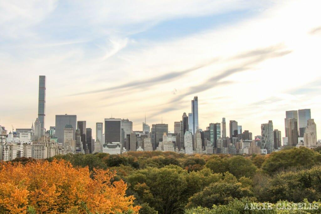 Octubre en Nueva York que hacer Central Park Met 1