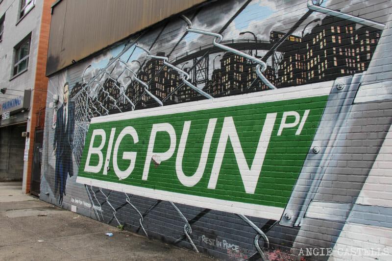 Tour Contrastes de Nueva York Experiencia El Bronx Graffiti Big Pun