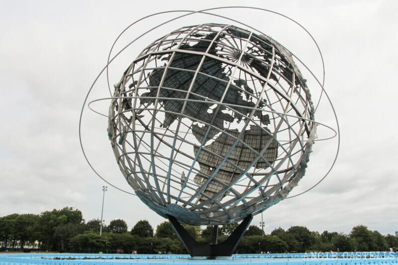 Tour Contrastes de Nueva York Experiencia Queens Flushing Meadows Corona Park