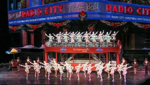 El espectáculo navideño de las Rockettes