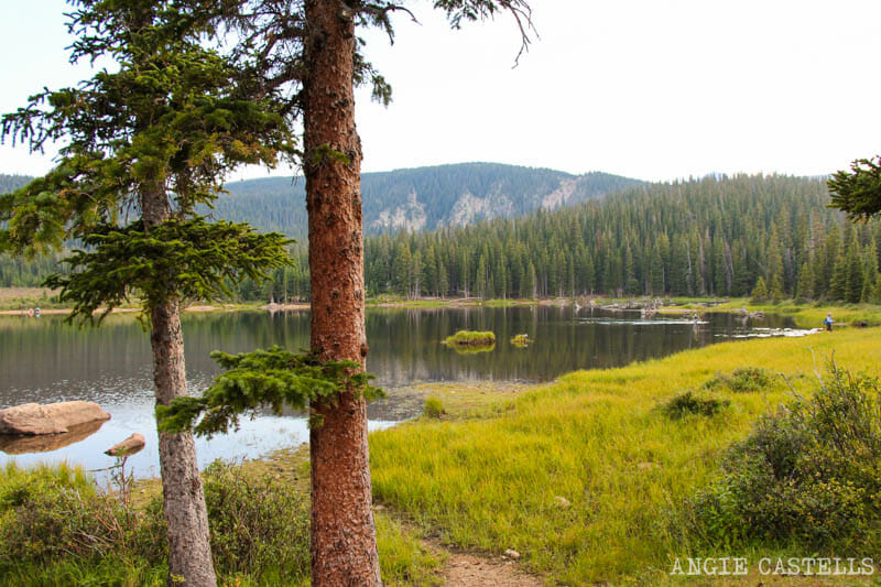 Ruta por Colorado en coche: Brainard Lake