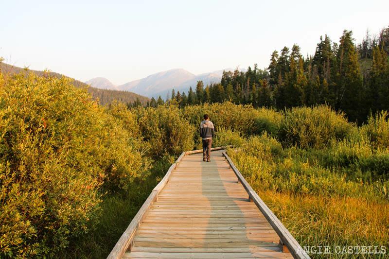 Ruta por Colorado en coche: Beaver Ponds