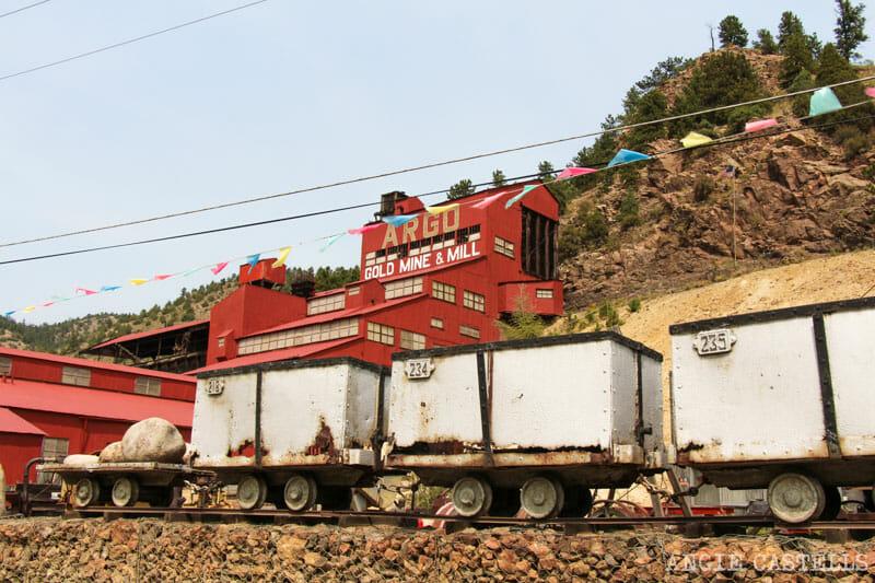 Ruta por Colorado y los pueblos mineros: Argo Mine