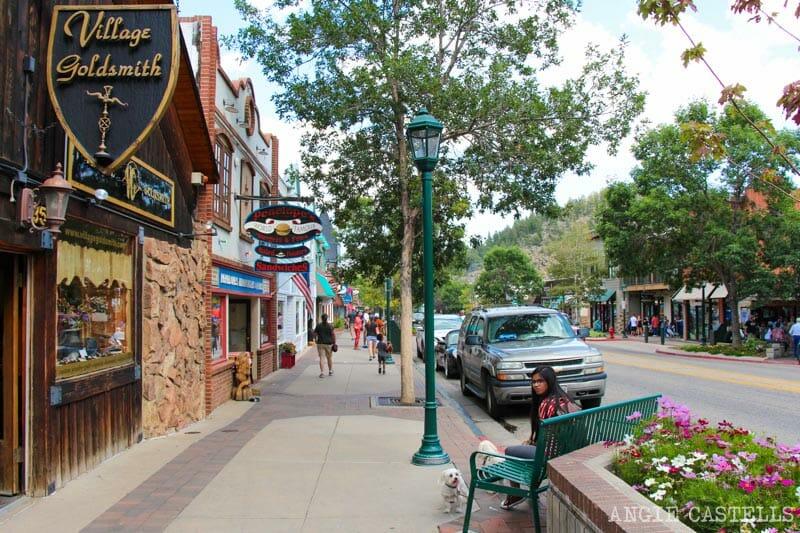 Ruta por Colorado en coche: el pueblo de Estes Park