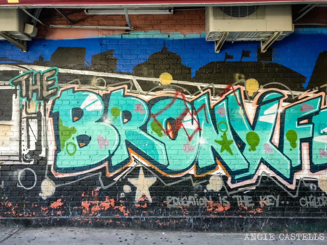Guia del Bronx Que visitar por libre Nueva York