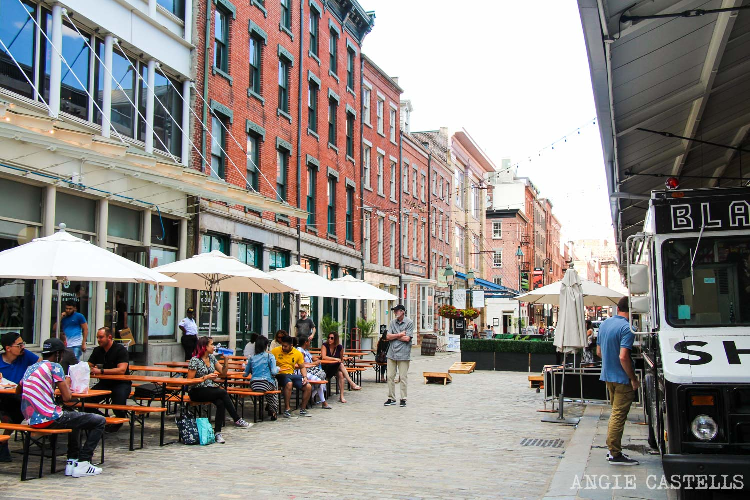 Guía de South St Seaport, el antiguo puerto de Nueva York