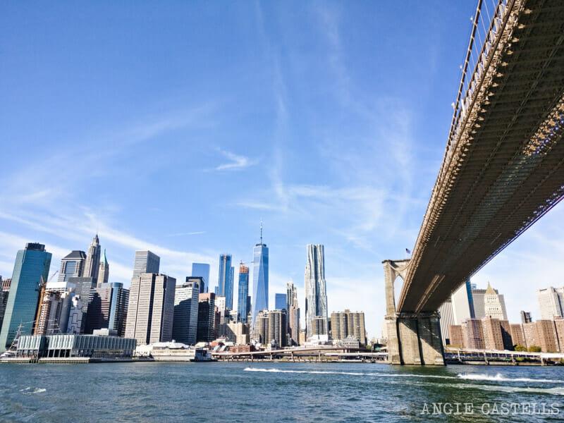 NYC Ferry, el mejor ferry de Nueva York - Puente de Brooklyn