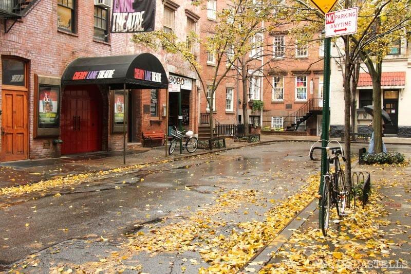 Guía del West Village de Nueva York: el Cherry Lane Theatre
