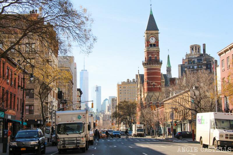 Guía del West Village de Nueva York: la Jefferson Market Library