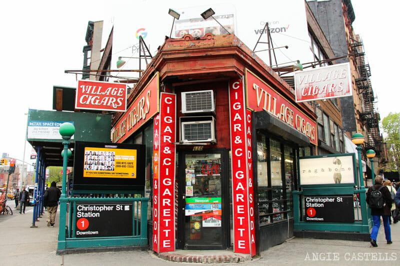 Guía del West Village de Nueva York: Village Cigars