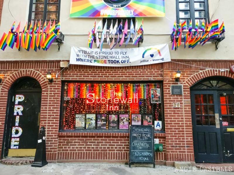 Guía del West Village: Stonewall Inn