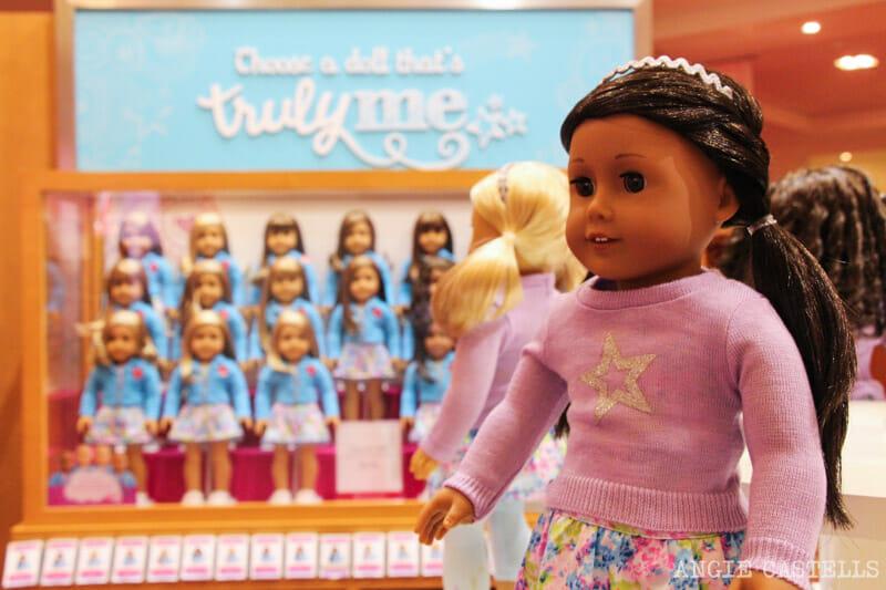 Guía del Rockefeller Center - American Girl