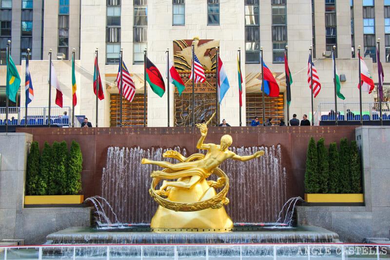 Guía del Rockefeller Center - Qué ver y hacer